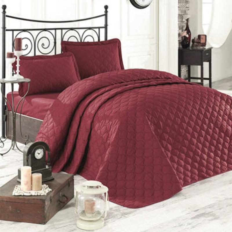 Cuvertură de pat Clasy-matlasată 2 persoane – RABEL V2