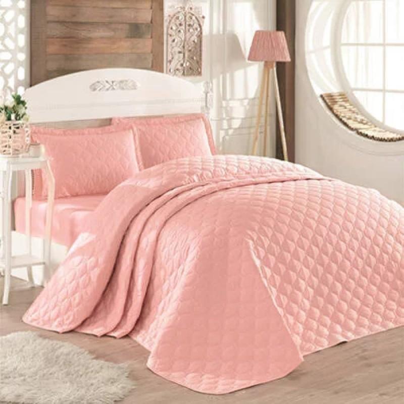Cuvertură de pat Clasy-matlasată 2 persoane – RABEL V4