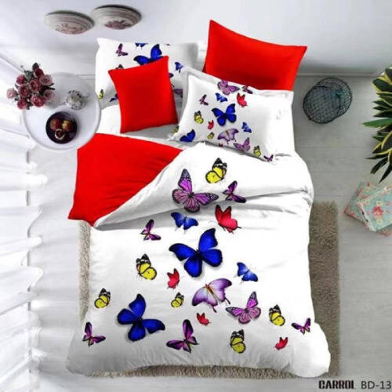 Lenjerie de pat poplin – două persoane (A-BD-13)